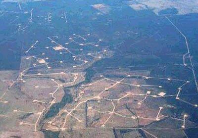 CSG mining field