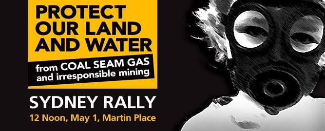 Sydney Rally May 1