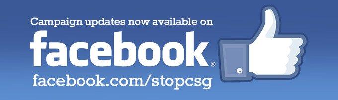 facebook.com/stopcsg