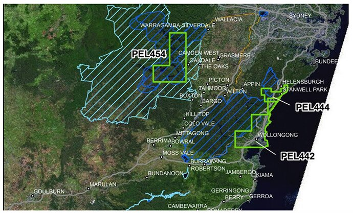 3 cancelled CSG licences map